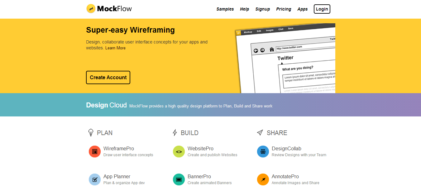 MockFlow-Online-Wireframe-Tool-and-Design-Cloud