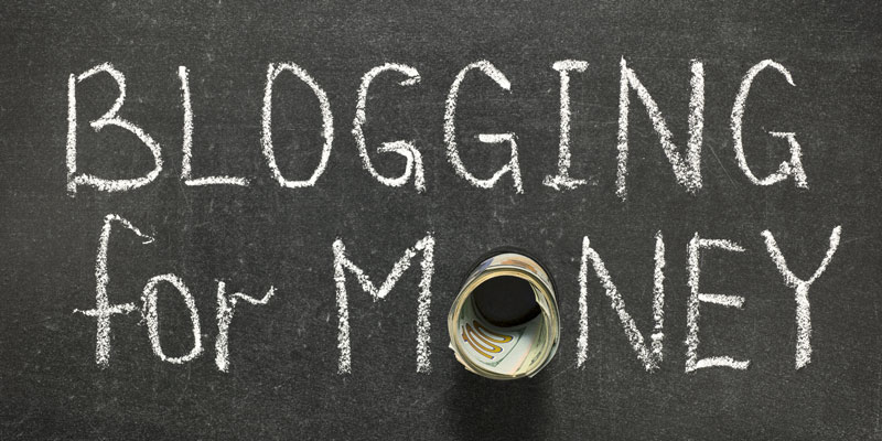How To Make Money Blogging In 2016