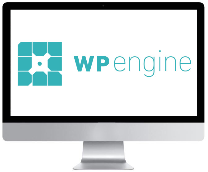 WordPress Hosting WP Engine Box Images