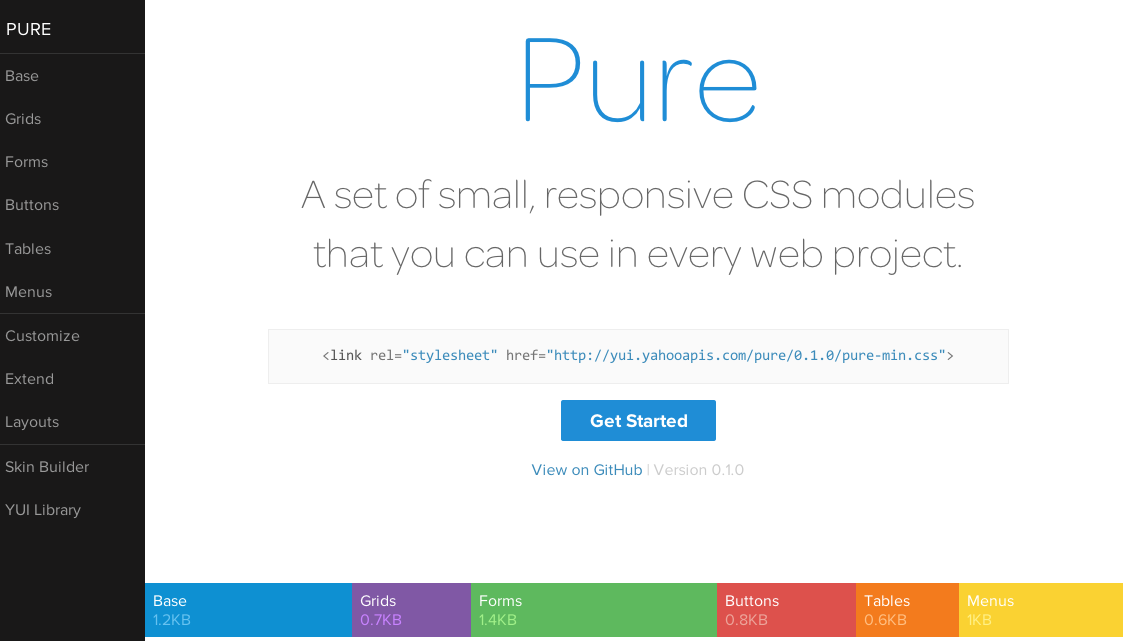 Pure-css-framework-by-Yahoo