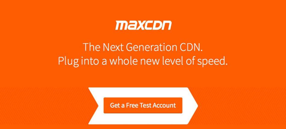 Speed Up WordPress Max-CDN
