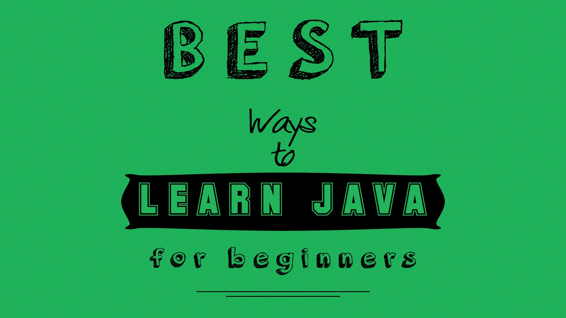 The Best Resources For Learning Java - Make A Website Hub