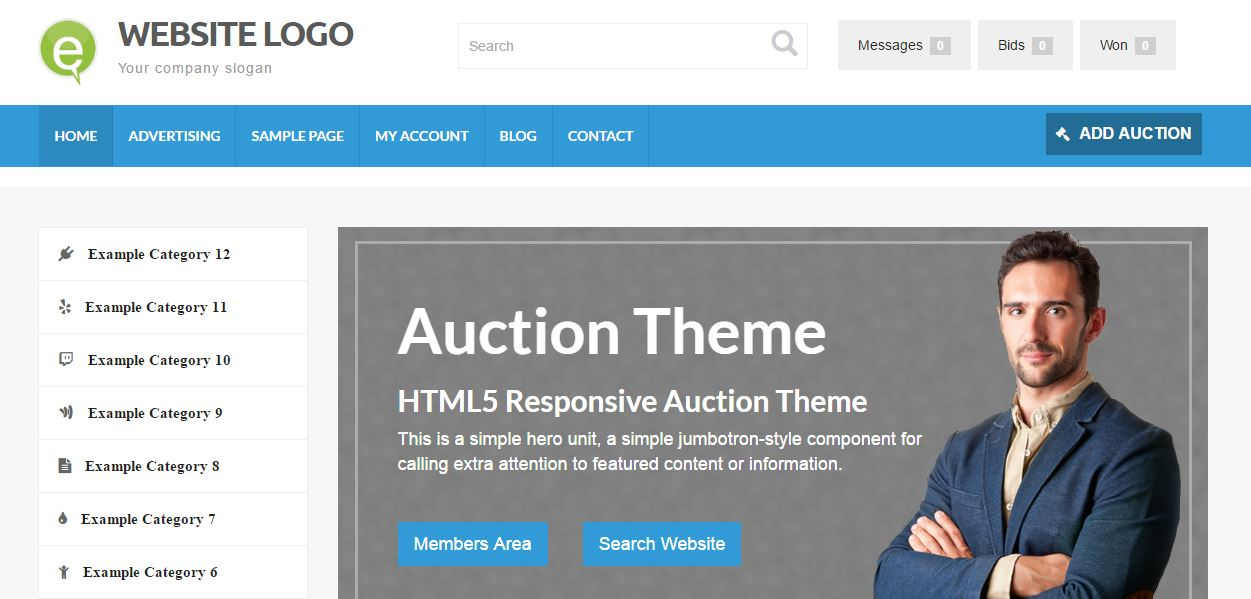 How To Create An Auction Site Like Ebay Make A Website Hub
