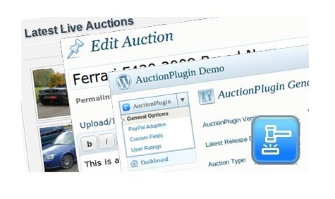 sitemile-auction-plugin