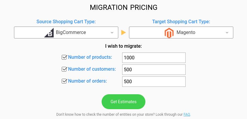 MigrationEstimator