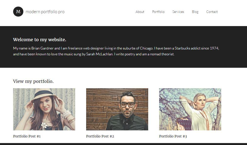 modern-portfolio-pro
