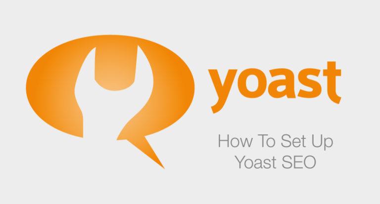 How to set up yoast