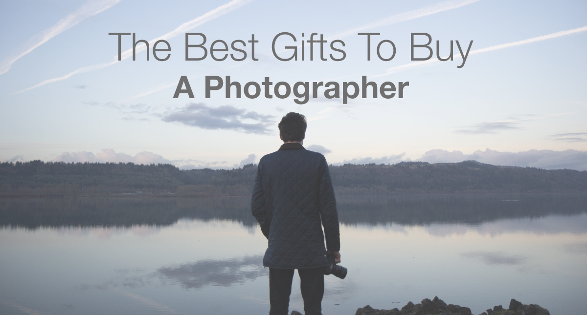 best gifts for a photographer