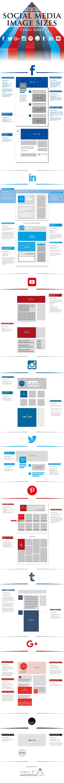 2020 Social Media Image Sizes Cheat Sheet Make A Website Hub