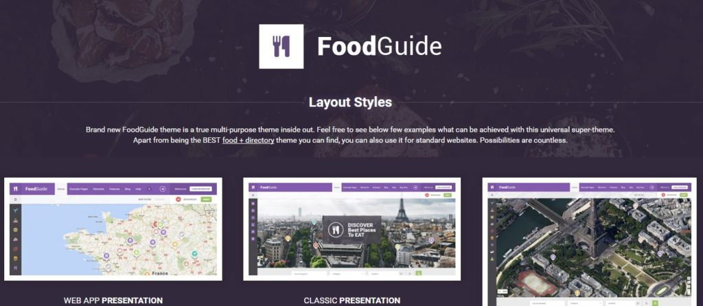 foodguide-theme