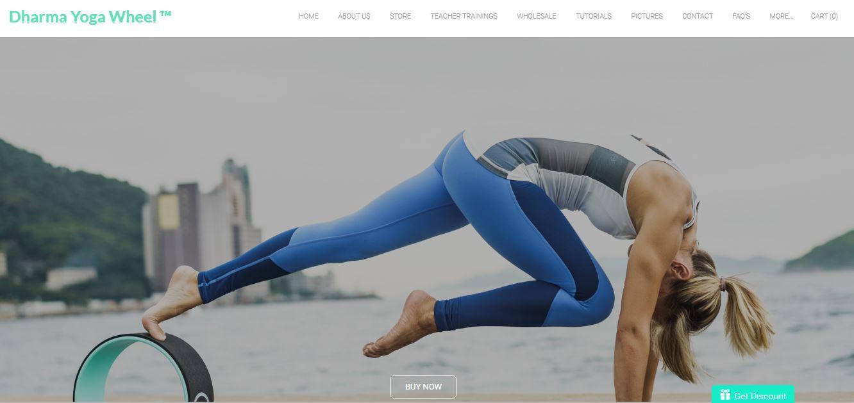 yoga-wheel