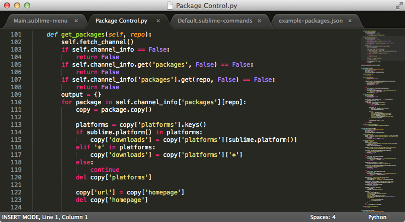 The Best Text Editors Compared – How does VIM stack up