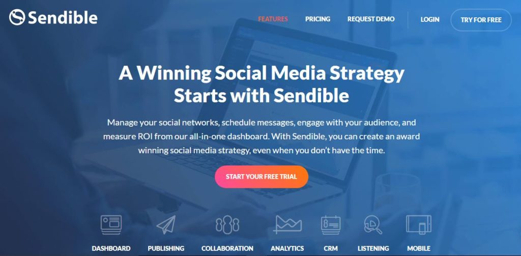 sendible instagram tools