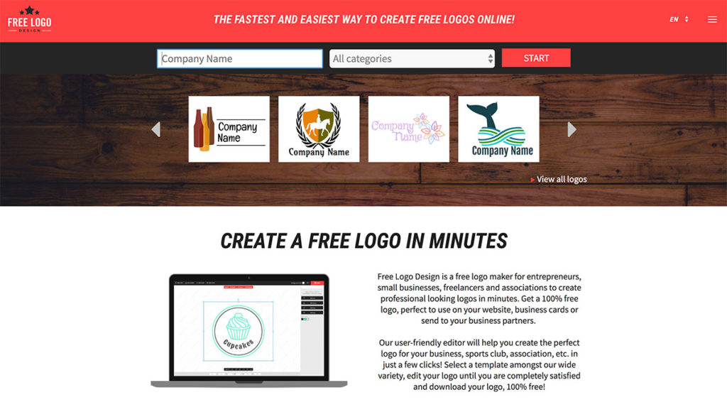 Best Free Logo Makers & Generators - 2019 Guide To Creating