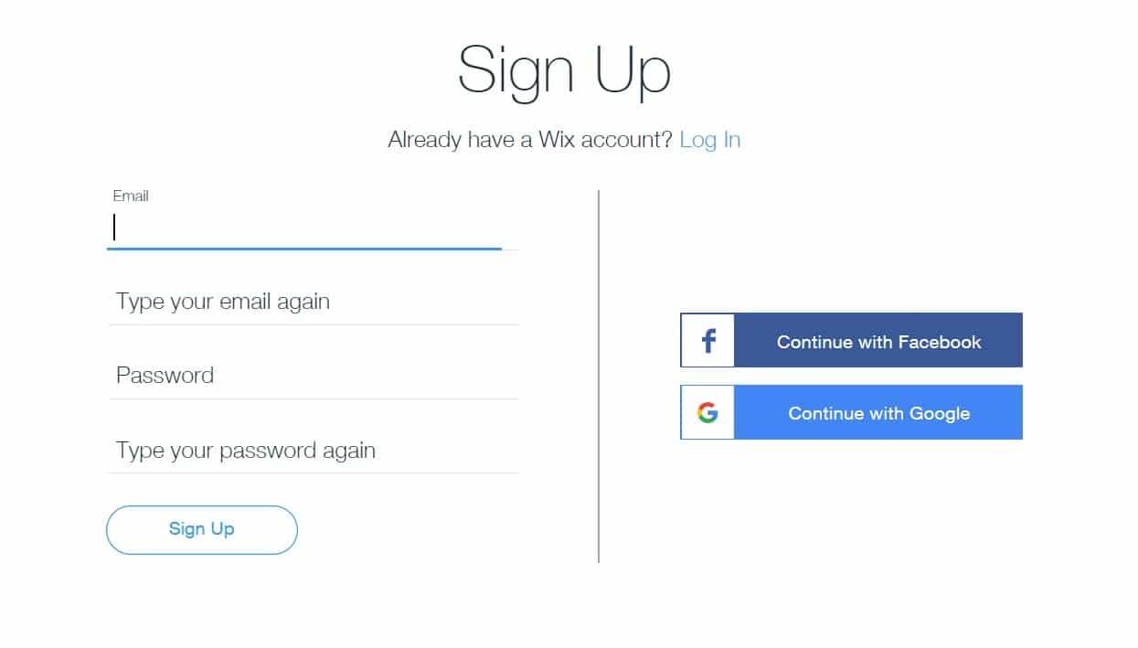 Wix-Mitgliedschaft
