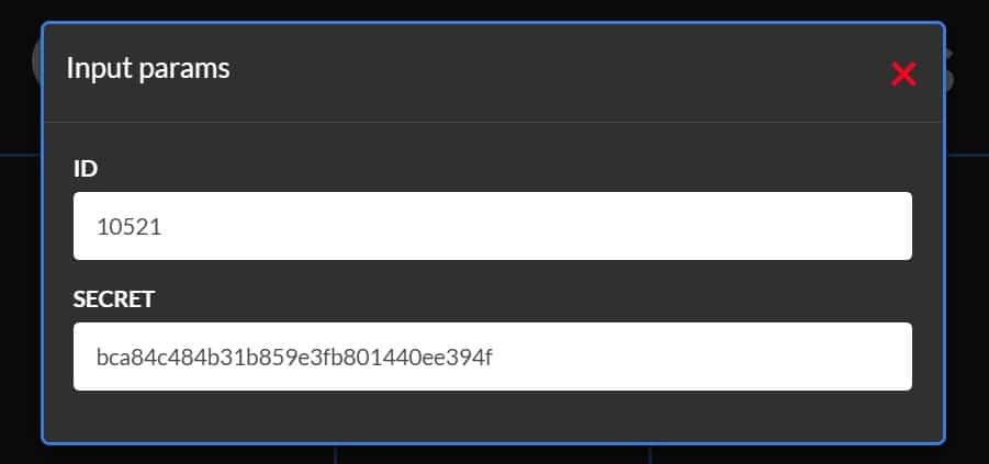 Webinar Code