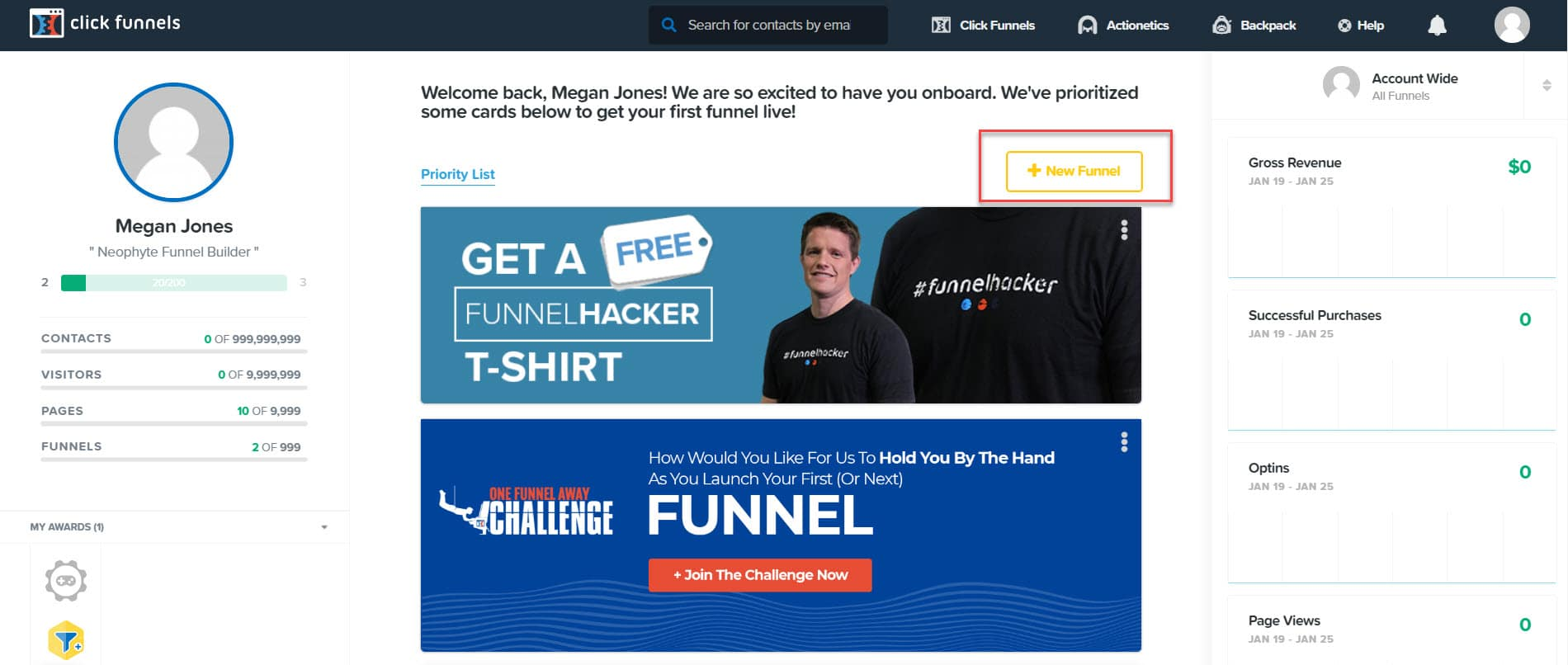 The Greatest Guide To Who Owns Clickfunnels