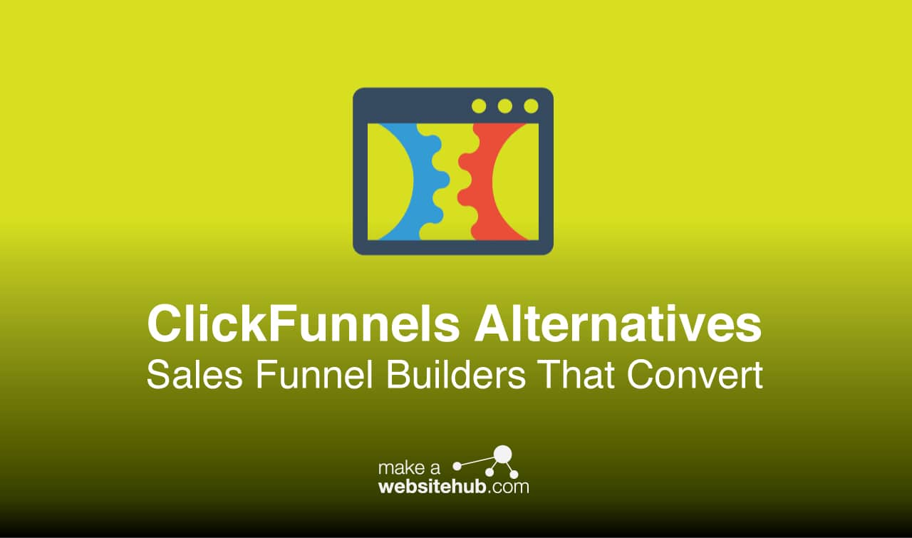 The Greatest Guide To Clickfunnels Alternatives