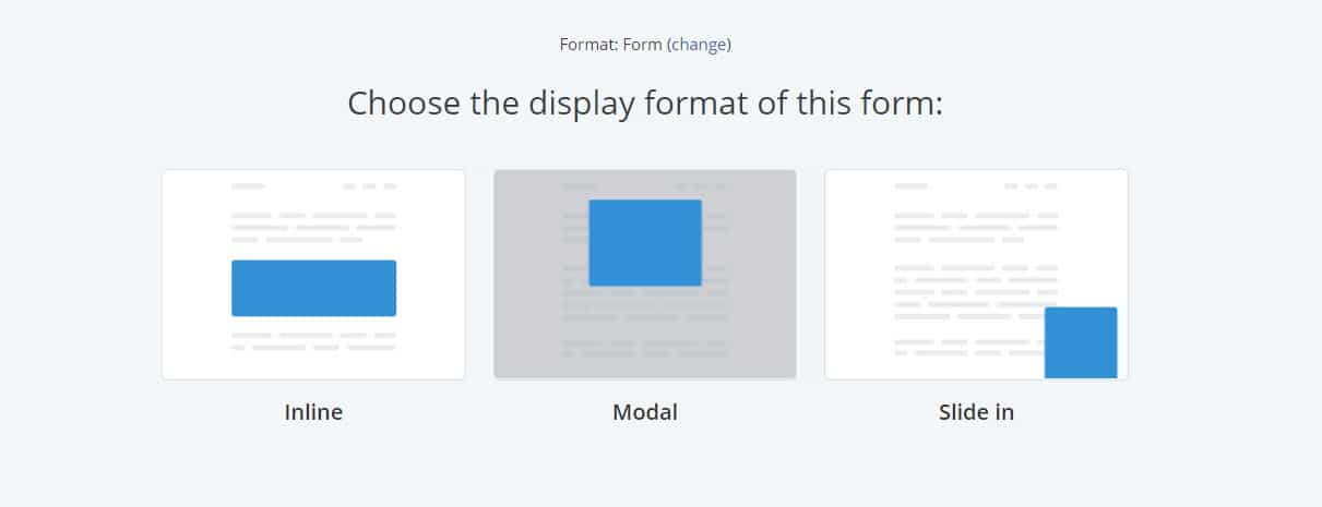 Form Type