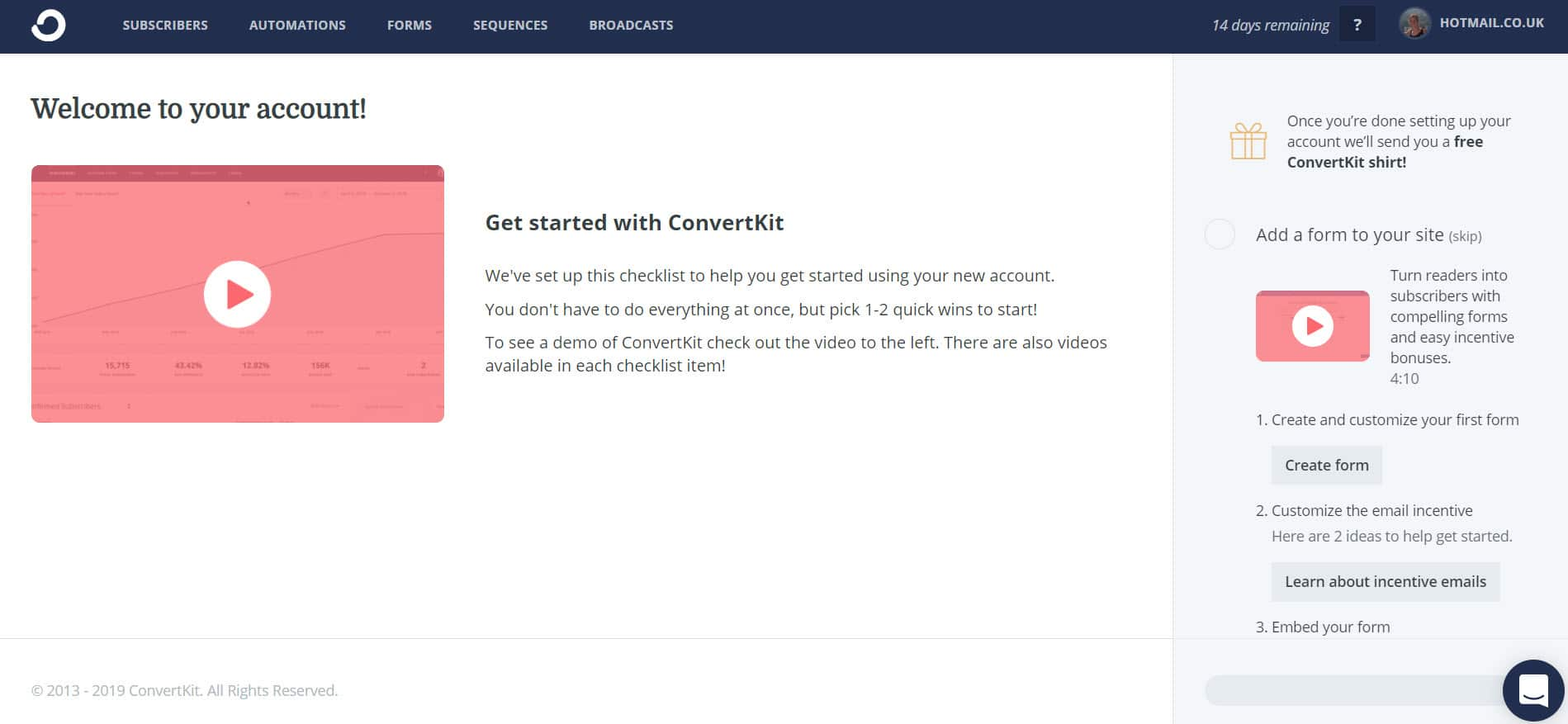 Some Known Factual Statements About Convertkit Sequences
