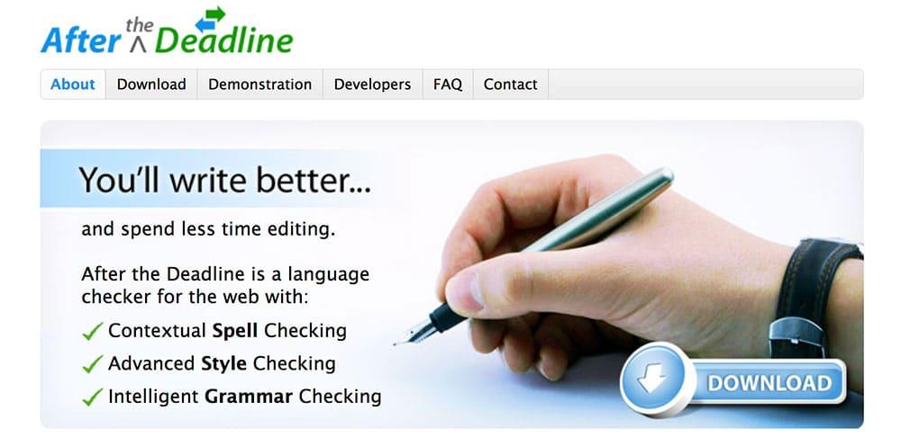 Grammar check free chrome
