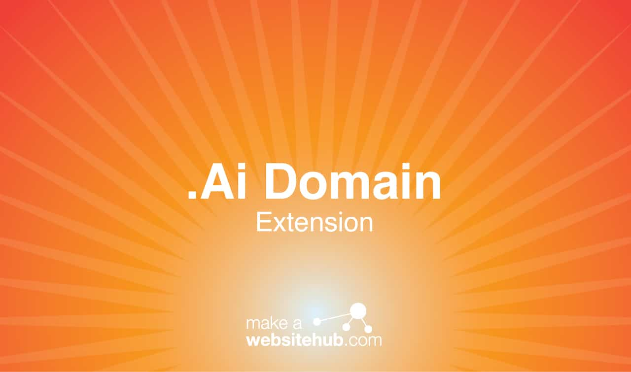 ai domain name extension