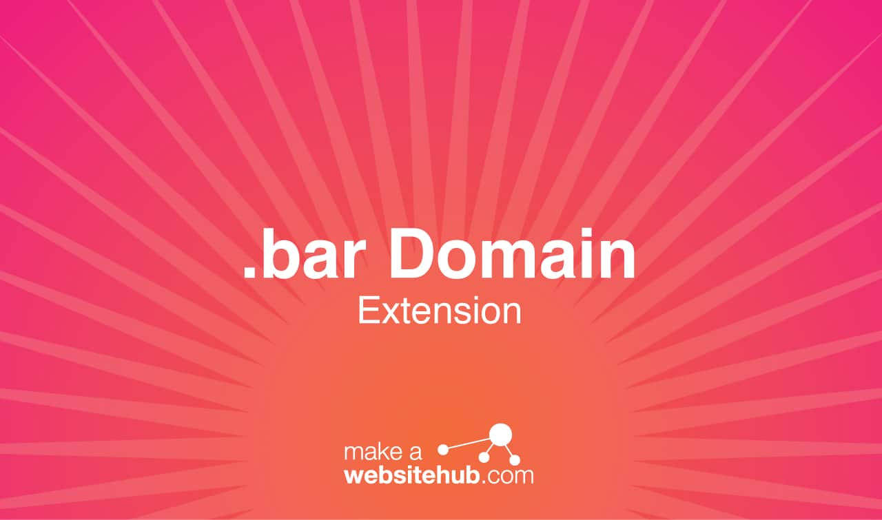 bar domain