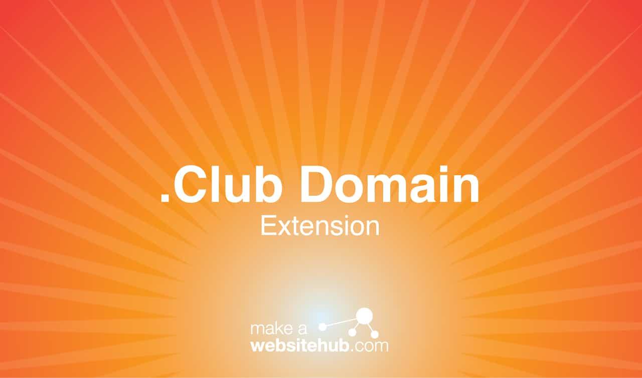 .club domain