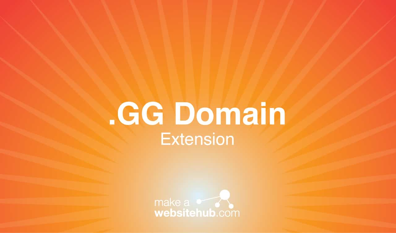 gg domain name extension