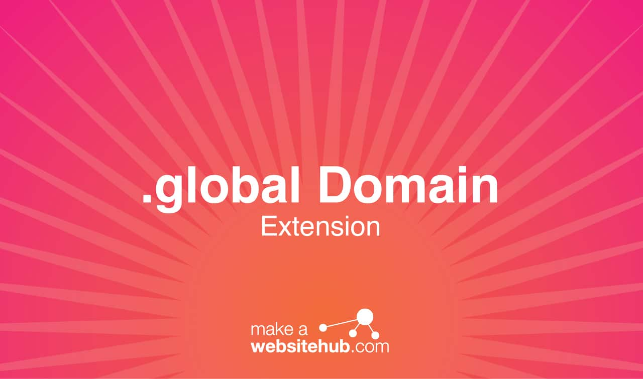 .global domain extension