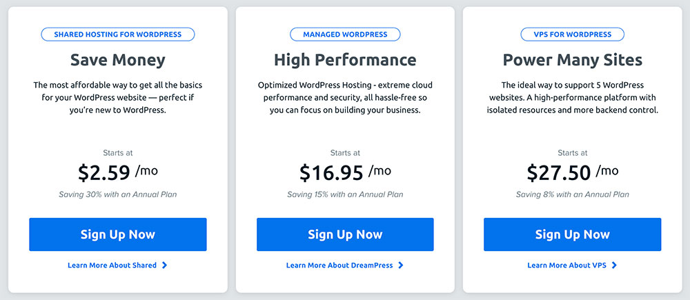 Best WordPress Hosting Compared (September 2019 - Edition)