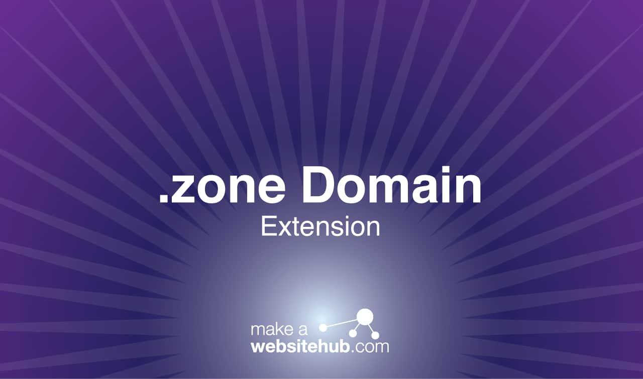 zone domain
