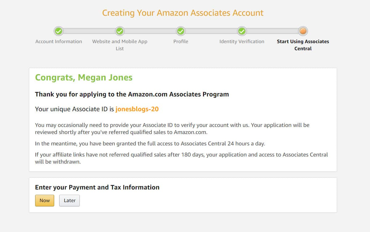 Just how to Look after Your amazon associate