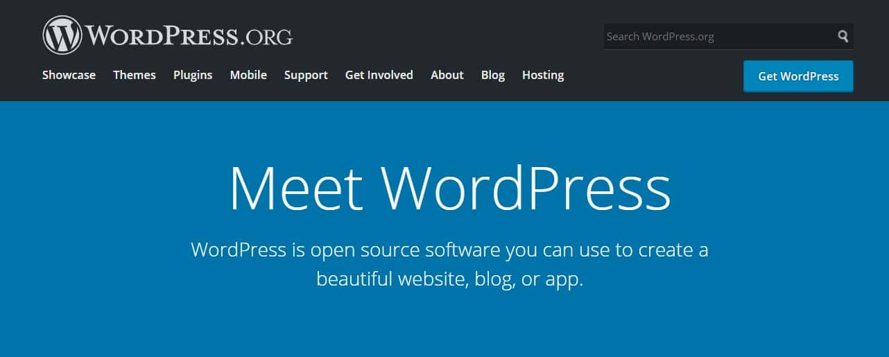 Start a Business - WordPress
