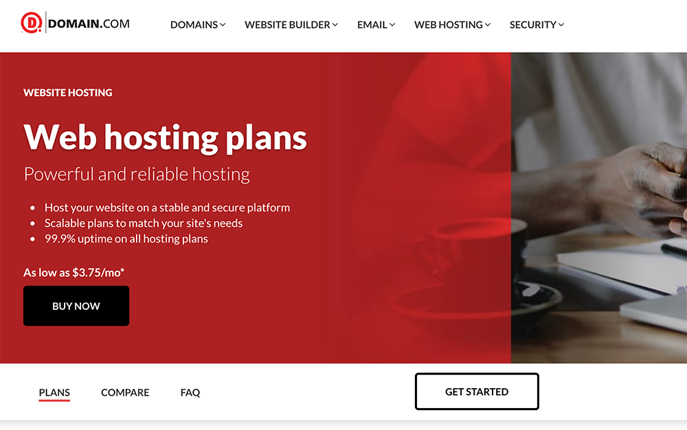 domain.com - cheap web hosting