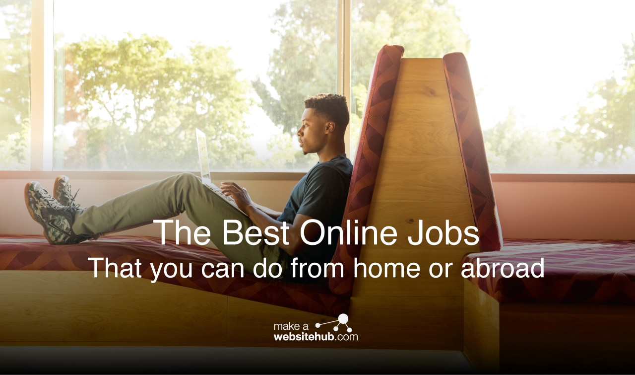 Best Online Jobs Guide 2020 No More Commuting To A Job You Hate
