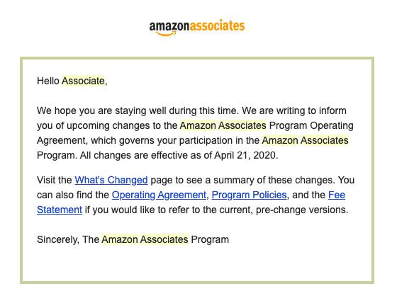 Amazon Affiliate Markiting Best Alternative 2020