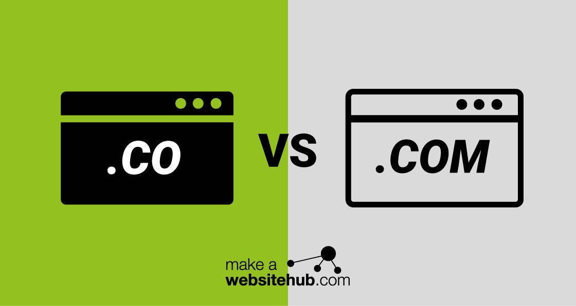 co vs com